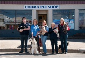 Pet shop point of sale