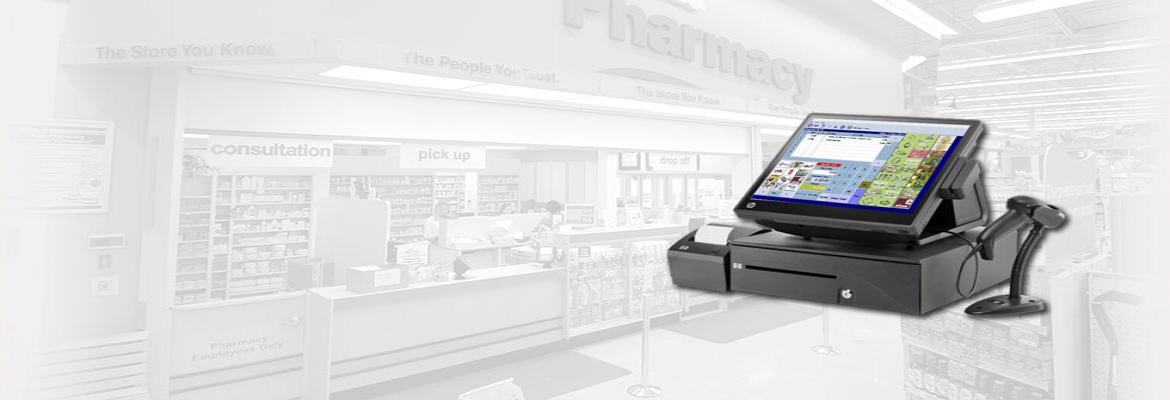 We cater for point of sale for your chemist or pharmacy